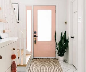 decor, design, and door image