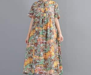 etsy, robe, and shirt dress image