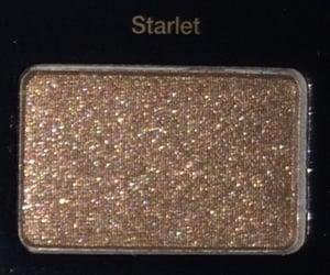 makeup, gold, and eyeshadow image