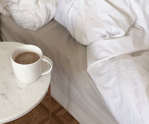 coffee, white, and home image