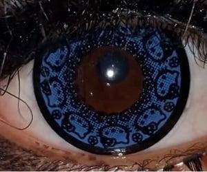 blueeyes, pupils, and eyes image