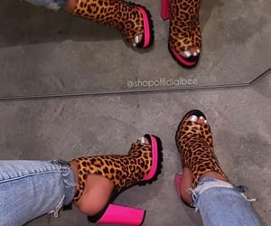 heels, shoes, and so cute image