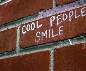 smile, cool, and quotes image