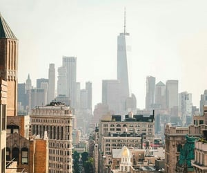 new york, ny, and skyscraper image