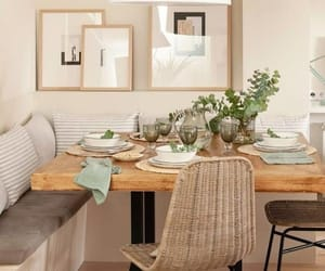 decor, dining room, and interior design image