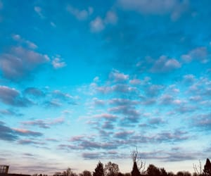 blue, colour, and sunset image