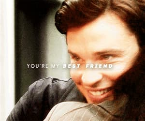 best friend, gif, and clois image