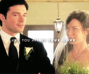 clark kent, love quotes, and smallville image