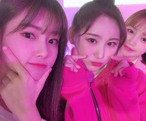 girl group, chaeyeon, and wiz*one image