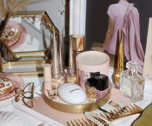 accessories, beauty, and candle image