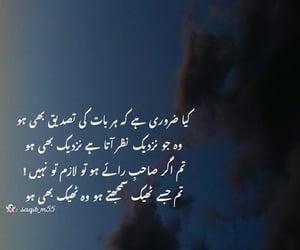 pakistan, lovequotes, and urdu image