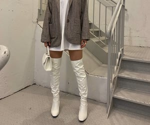 bag, beige, and boots image