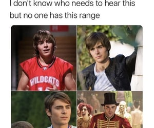 high school musical, greatest showman, and movies image