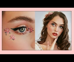 aesthetic, angelic, and tutorial image