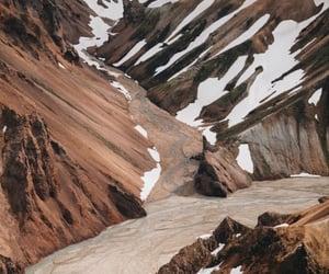 desert, planet, and rocks image