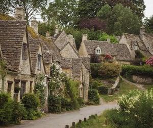 cottage and cottagecore image