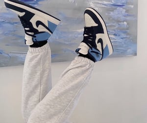 nike, jordan, and sneakers image