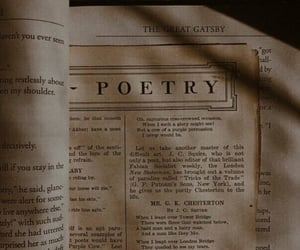 poetry and aesthetic image