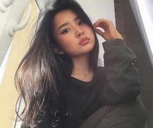 asian fashion, asian girl, and beauty image