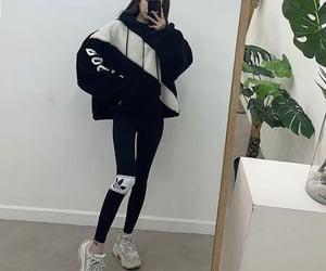 adidas, aesthetic, and asian girl image