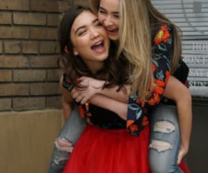 sabrina carpenter, girl meets world, and rowan blanchard image