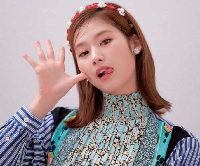 sana, twice, and kpop image