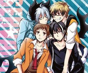 angel, anime, and cute boys image