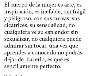 frases, citas, and mujer image