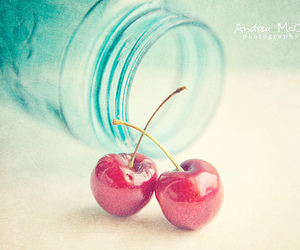 cherry, berries, and delicious image