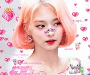 edit, girl, and kpop image