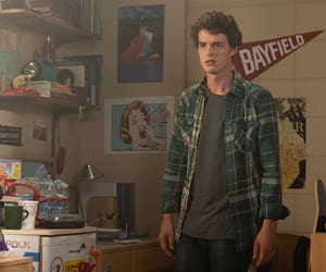 israel broussard and happy death day image