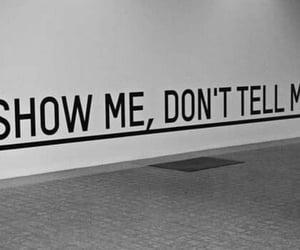 do, me, and show me image