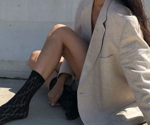 chic, outfits, and fashion image