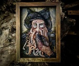 Davy Jones, pirates, and sea image