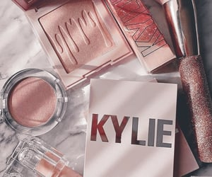 luxury, makeup, and preety image
