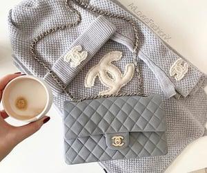 chanel, fashion, and grey image