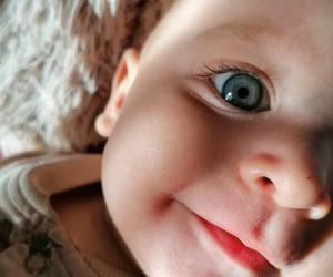 baby, blue eyes, and boy image