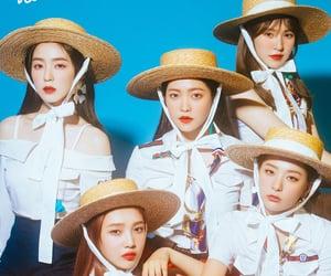 girls, kpop, and red velvet image