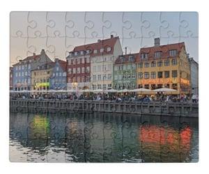 copenhagen, nyhavn, and ny image