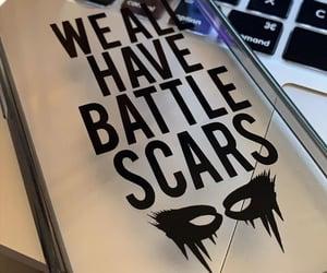 battle, heda, and phone image