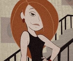 aesthetic, animation, and black dress image