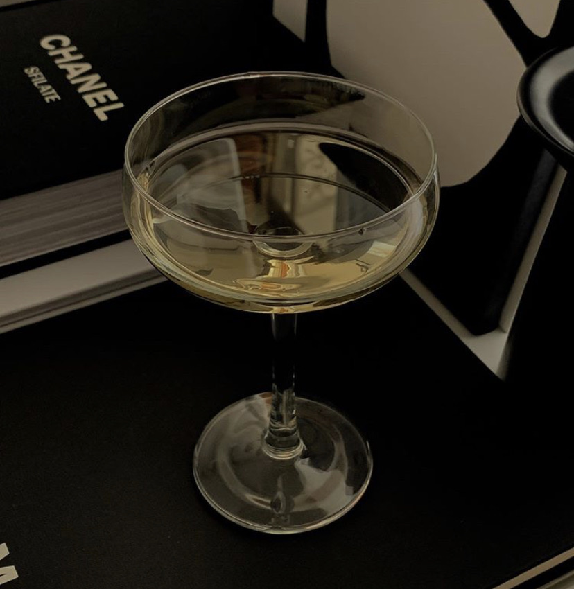chanel and wine image