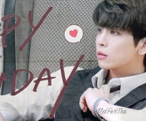birthday, Jonghyun, and SHINee image