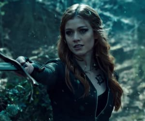 actress, dom sherwood, and shadowhunters image