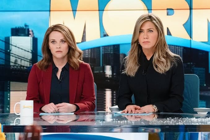 Jennifer Aniston, tv show, and the morning show image