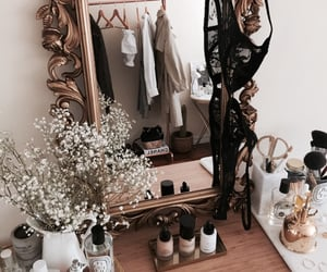 mirror, home, and aesthetic image