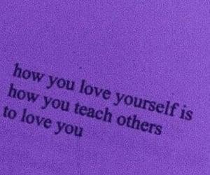 autoestima, myself, and purple image