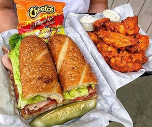 food and wings image