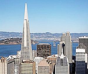 california, financial district, and washington st. image