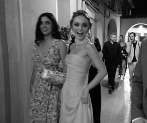 lily rose, lily rose depp, and aerin moreno image